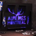 Ein Hauch Québec zog im Dezember 2016 mit Aurores Montréal in Paris ein