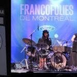 Bernhari und Chocolat Open-Air, 27. FrancoFolies de Montréal
