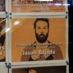 Jason Bajada in der Bar verre bouteille, Coup de cœur francophone 2014