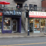 Le Fox-Troc, ein Laden für Musik in Montréal