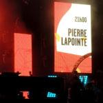 Pierre Lapointe Open Air, 28. FrancoFolies de Montréal