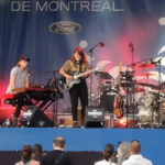 Rosie Valland, Louis-Jean Cormier und Laurence Nerbonne Open Air, 28. FrancoFolies de Montréal